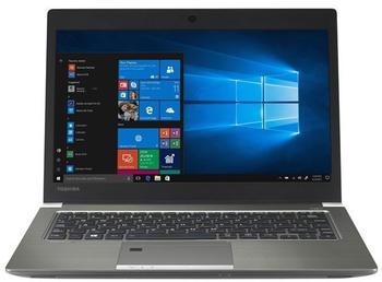 Toshiba Portégé Z30-E-13J Silber Notebook 33,8 cm (13.3 Zoll) 1920 x 1080 Pixel 1,60 GHz Intel® CoreTM i5 der achten Generation i5-8250U