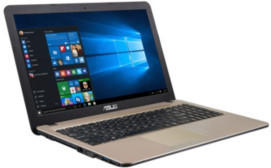 Asus X540UA-DM1130T i3-7020U 8GB/1TB HDD Win10