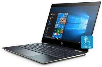 HP Spectre x360 13-ap0110ng (13.3 Zoll) Notebook Intel Core i7 16 GB Blau