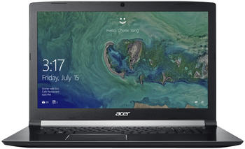 Acer ASPIRE 7 A717-72G-78S0 43.9cm (17.3 Zoll) Notebook Intel Core i7 8GB 1024GB HDD 128GB SSD Nvidi