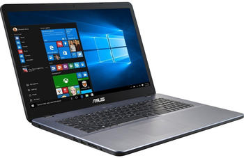 Asus VivoBook 17 X705UF-GC094, Notebook grau, Windows 10 Home 64-Bit