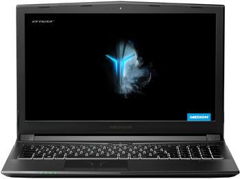 """Medion Erazer P6605 MD61291 39,6 cm (15,6"""") Intel Core i5, 256 GB +1 TB, 16 GB schwarz"""