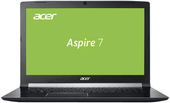 Acer ASPIRE 7 A717-72G-76EM 43.9cm (17.3 Zoll) Notebook Intel Core i7 8GB 1024GB HDD 128GB SSD Nvidi