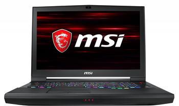 """MSI GT75 8SG-036 Titan 17,3"""" FHD i7-8750H, 32GB/1TB+512GB SSD, RTX2080 Win10"""