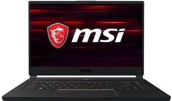 "MSI GS65 8SG-055 Stealth 15,6"" FHD i7-8750H, 32GB/512GB SSD, RTX2080 Win10"