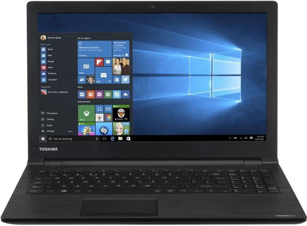 Toshiba Satellite Pro R50-E-129 Notebook - Core i3-7020U, 4GB DDR4, 128GB SSD, DVD, Windows 10 Pro