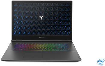 Lenovo Legion Y740-15ICHg 81HE003YGE Notebook schwarz, Windows 10 Home 64-Bit