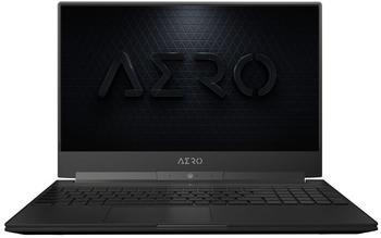 Gigabyte Aero 15-X9-7DE0310P Notebook schwarz, Windows 10 Pro