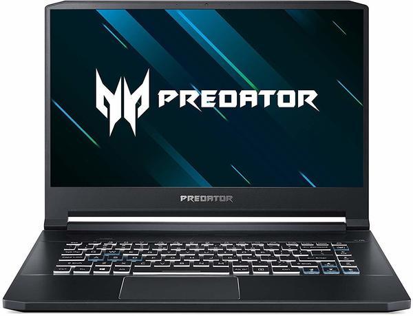 Acer Predator Triton 500 (PT515-51-73G6), Notebook schwarz, Windows 10 Home 64-Bit