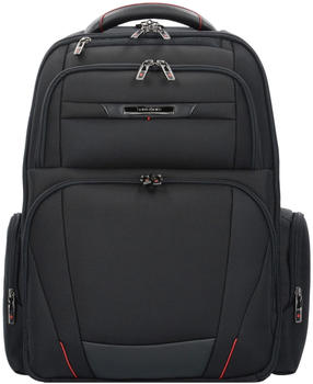 "Samsonite PRO-DLX 5 Laptop Backpack 17,3"" Expandable black"