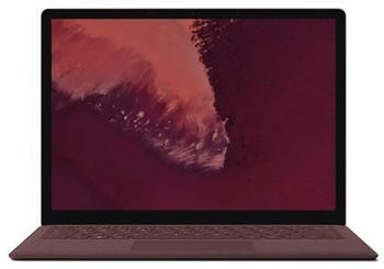 Microsoft Surface Laptop 2 i7/8GB/256GB Burgunderrot Core i7 Mobile 1,9 GHz