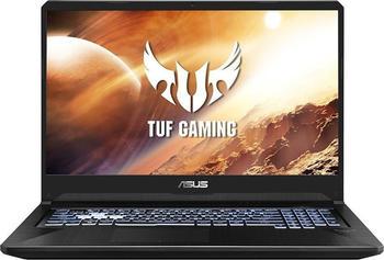 Asus TUF Gaming FX705DT-AU078T Notebook schwarz/rot, Windows 10