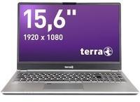 WORTMANN AG TERRA MOBILE Notebook Schwarz 39,6 cm (15.6 Zoll) 1920 x 1080 Pixel Intel® CoreTM i5 der achten Generation 8 GB DDR4-SDRAM 240 GB SSD Wi-Fi 5 (802.11ac) Windows 10 Pro