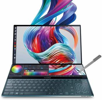 Asus ZenBook Pro Duo 15 (UX581GV-H2001T)