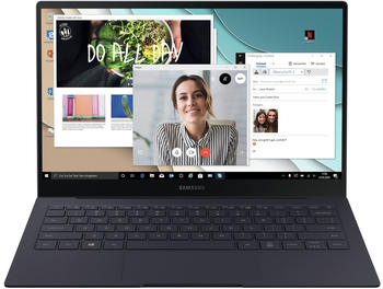Samsung Galaxy Book S 256GB grau (2019)