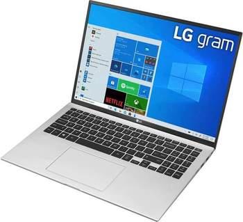 "LG gram 16Z90P-G.AA79G Intel Core i7-1165G7 Notebook 40,60cm (16"")"