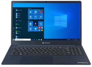 Dynabook Satellite Pro C50-H-110 Notebook 39,6 cm (15.6 Zoll) 1920 x 1080 Pixel Intel® Core i3 Prozessoren der 10. Generation 8 GB 256 GB SSD Wi-Fi 5 (802.11ac) Windows 10 Pro Academic Navy
