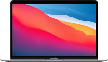 Apple MacBook Air - M1 Chip 8C CPU und GPU 16C N.E. 8GB 2TB SSD DE Silver (MGNA3D/A-410378)
