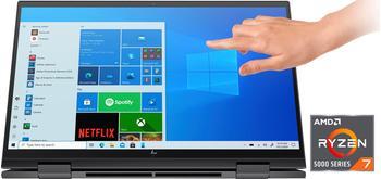 "HP ENVY x360 15-eu0077ng Notebook 39,6 cm (15,6"") AMD Ryzen 7 5700U, 16GB RAM, 512GB SSD,"