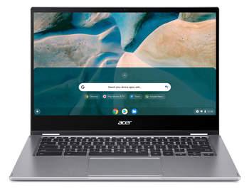 Acer Chromebook Spin 514 CP514-1W-R72H - Flip-Design - Athlon Silver 3050C...