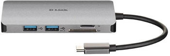 D-Link USB-C Dock DUB-M610