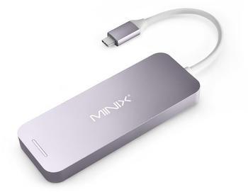 Minix Neo Storage 480GB space grau