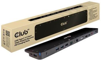 Club3D USB-C Dock (CSV-1564)