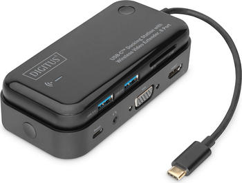 Digitus USB-C Mini Dock (DA-70890)