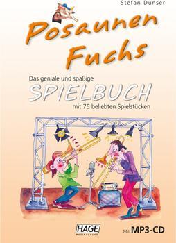 Hage Musikverlag Posaunen Fuchs Spielbuch (mit MP3-CD)