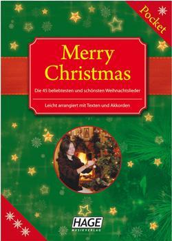 Hage Musikverlag Merry Christmas Pocket