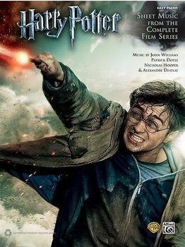 Alfred Music Harry Potter: Sheet Music from the Complete Film Series (Level: Easy Piano)