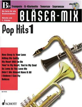 Schott Bläser-Mix Pop Hits 1