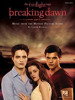 Hal Leonard Twilight Breaking Dawn, Part 1