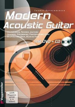 Voggenreiter Modern Acoustic Guitar von Thomas Rothenberger