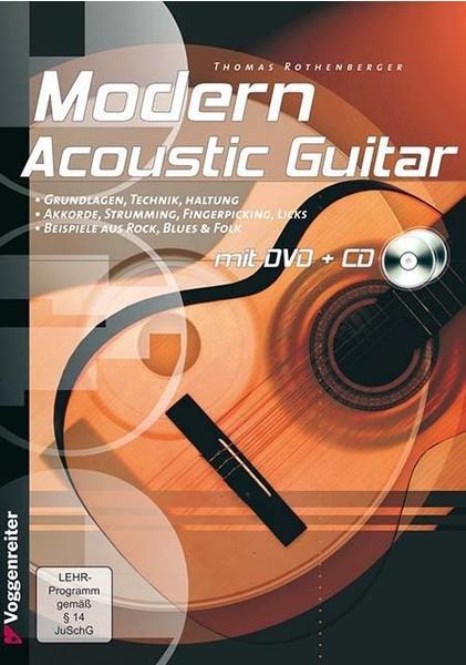 Voggenreiter Modern Acoustic Guitar von Thomas Rothenberger
