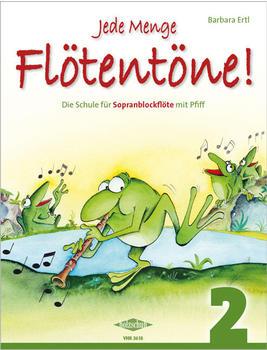 Musikverlag Holzschuh Jede Menge Flötentöne Band 2