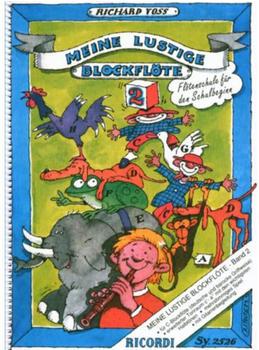 Editions Ricordi Meine lustige Blockflöte Band 2