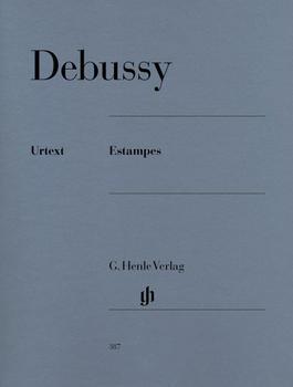 Henle Verlag Claude Debussy Estampes