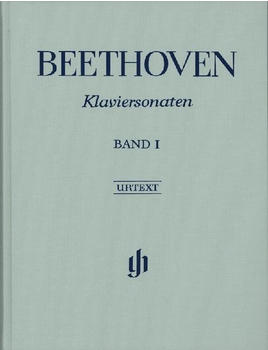 Henle Verlag Ludwig van Beethoven Klaviersonaten, Band I