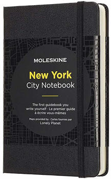 Moleskine City Notebook New York