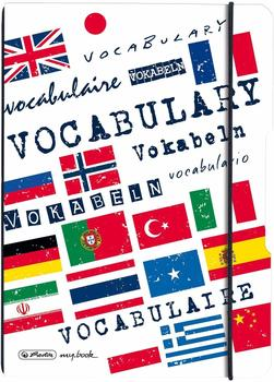 Herlitz my.book flex PP A5 40 liniert Vokabeln (11415619)