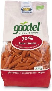 Govinda Goodel Rote Linsen Penne (200g)