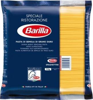 Barilla Spaghettini No. 3 (5kg)