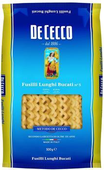 De Cecco Fusilli Lunghi Bucati No. 5 (500g)