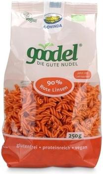 Govinda Goodels Rote Linsen-Nudeln (250 g)