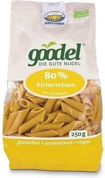 Govinda Goodel Nudel Kichererbse-Leinsaat (250g)