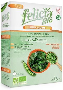 Felicia Bio Bio grünen Erbsen Fusilli (250g)