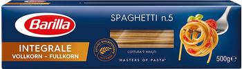 Barilla Integrale Vollkorn Spaghetti n.5