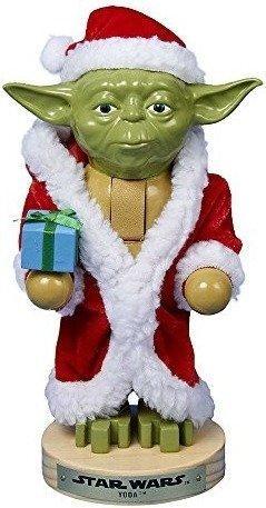 Joy Toy Nussknacker Yoda - Star Wars