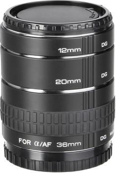 Kenko Zwischenringsatz DG 12/20/36mm für Sony/Minolta